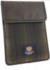Millerain Waxed Cotton iPad Tablet Case
